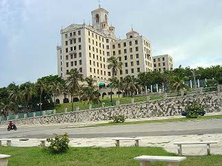 Hotel Nacional, place where the American mafia gathered. Foto: Lázaro David Najarro Pujol